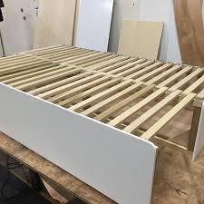 build a sofa bed diy sofa made out of 2x10s you thesofa diy pull rh wfnn2017croatia com diy sofa bed diy sofa bed cover