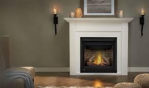 extraordinary gas fireplace surrounds on bonaparte mantel by napoleon
