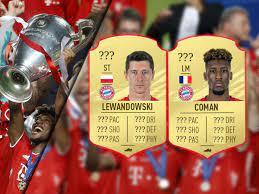 FIFA 21: FC Bayern Ratings – So könnten FUT-Karten des CL-Siegers aussehen