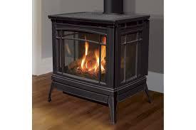 Freestanding Gas Stove Berkeley Cast Iron Freestanding Gas Stove Hearth Home Magazine