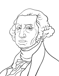 Small Picture Free George Washington Coloring Page
