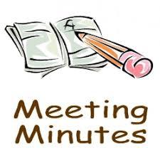 munites of meeting june 2018 school council meeting final minutes