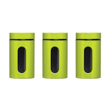 Lime Green Kitchen Canisters Kitchen Storage Next Day Delivery Kitchen Storage From