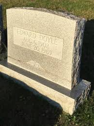 Edward J. Doyle Sr. (1902-1982) - Find A Grave Memorial