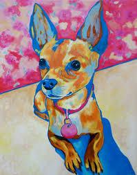 pet portraits custom animal nina huang the tao of dana