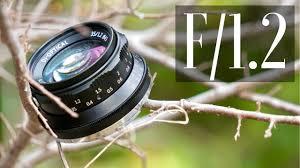 Small & Fast: <b>7artisans 35mm F1</b>.<b>2</b> Lens Overview - YouTube