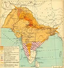 ИНДИЯ Индия в xvi в
