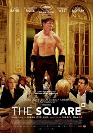 The Square, la farsa del arte (2017) español