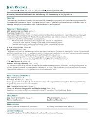 Teaching Resume Template Free Magnificent Example Art Teacher Resume Free Sample Resume Pinterest