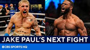 While paul took several hard hits, he seemed to be on top of. Jake Paul To Fight Tyron Woodley On August 28th 2021 Cbs Sports Hq Youtube