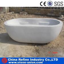 high quality white marble bath tubs with solid surface bathtubs for bathroom hotel and villa top quality bathtub with grey veins wash natural oval