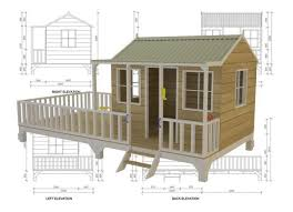 permalink to cubby house plans