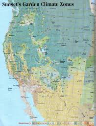 map of all usa canadian sunset climate zones