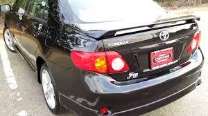 2009 Toyota Corolla XRS - HD car tour - YouTube