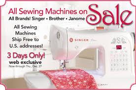 Sewing Machine Joann