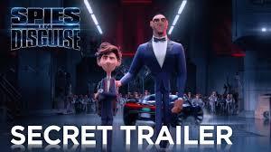 Spies in Disguise | Super Secret Trailer | 20th Century FOX - YouTube