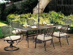 meridian 6 piece patio dining set patio dining set dining room design 2018