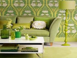 Green Small Living Room Ideas Decoration