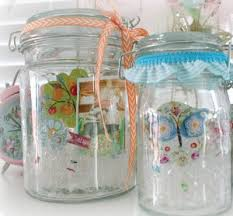 Decorating Ideas For Glass Jars 100D Memory Jars FaveCrafts 14