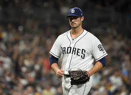 Padres pitcher Jacob Nix outrighted to AAA after rough 2019