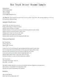 Delivery Driver Resume Examples Delivery Driver Resume Route Driver Resume Courier Delivery Driver
