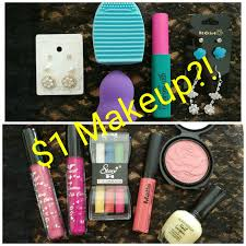 makeup for a dollar miss a review