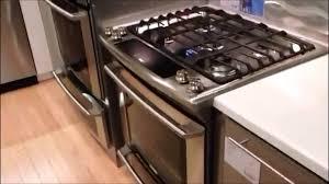 slidein vs freestanding range differences slide in stove g40