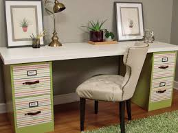 pottery barn file cabinet. Small Home Office Hacks And Storage Ideas DIY Regarding Desk With Filing Cabinet Idea 4 Pottery Barn File