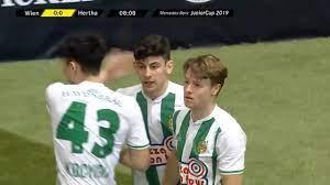 Yusuf Demir (#44) - Rapid Wien (Bester Spieler Mercedes Juniors Cup 2019) -  YouTube