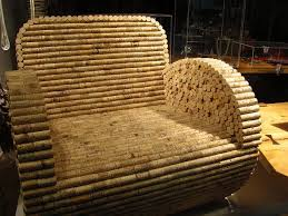cork chair for my future wine cellar