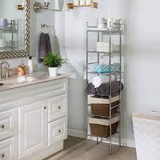 Metal Bathroom Cabinets Shelving Shelves Free Shipping Over 35 Wayfair