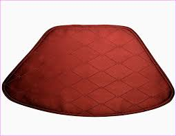 wedge shaped placemats for round table