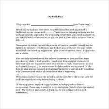 Natural Birth Plan Template Bradley Birth Plan Barca Fontanacountryinn Com