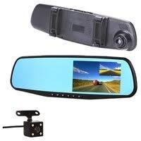 «<b>Vehicle blackbox dvr</b> full hd зеркало <b>видеорегистратор</b> с ...