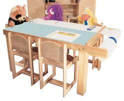 preschool art table. Mainstream Preschool Art Table For 5 W-Paper Dispenser And Laminate Top, 56w X W