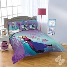attractive frozen bedroom furniture trends and stickers decor lamp set wall cute disney toddler bedding designs themed interior ideas