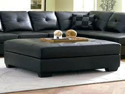 large leather ottoman square tufted leather ottoman square leather tufted ottoman tufted ottoman coffee table tufted large leather ottoman