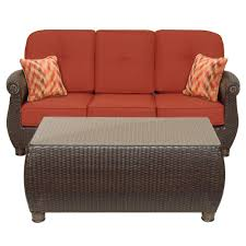 La Z Boy Outdoor Sofas Outdoor Lounge Furniture The Home Depot
