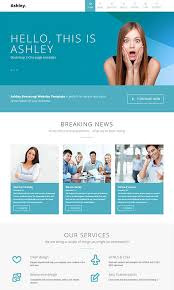 Simple Website Template Classy 28 Amazing Free PSD Website Templates
