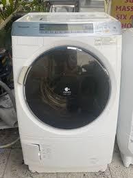 MÁY GIẶT PANASONIC NA-VT8200 GIẶT 9KG SẤY 6KG Có NANOE, ECONAVI, giặt chống  nhăn, Tiết kiệm điện câp - 19.500.000đ