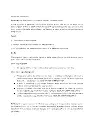 Example Essay About Yourself Good Introduction To An Essay Example Informative Essays Examples