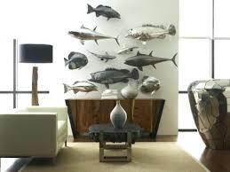 fish wall decor fish wall decor cute painted metal fish wall decor