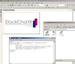 microsoft stock charts stockchartx full source code financial stock chart component
