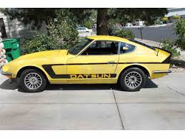 Classic Datsun 240Z for Sale on ClassicCars.com - 15 Available