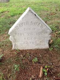 David Shaw (1867-1909) - Find A Grave Memorial