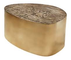 brass coffee table. Zoom Image Albeo I Cast Brass Coffee Table Contemporary, Transitional, MidCentury Modern, Metal, B