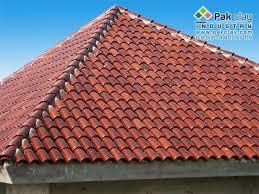 04 spanish glazed tiles heat reflective roof tiles