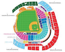 Free Interactive Seating Chart Miami Marlins Stadium Seating
