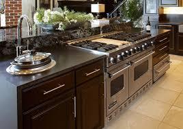 Kitchen Kitchen Island With Stove Ideas Also Kitchen Island With