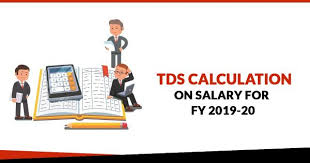Pay Deduction Calculator Tds Calculation Deduction On Salary For Fy 2018 19 Taxguru